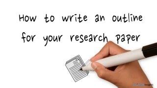 Proposal for argumentative research paper